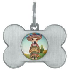 #000-mexican pet tag - #pettag #pettags #dogtag #dogtags #puppy #dog #dogs #pet #pets #cute #doggie