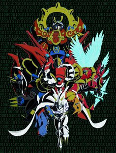 The Royal Knights of Digimon