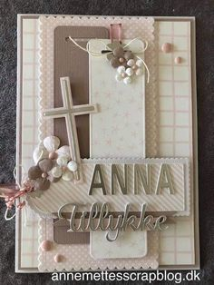 First Communion Cards, Ladder Decor, Diy And Crafts, Simple, Frame, Spaces, Paper Board, Picture Frame, Frames