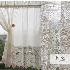 Cheap Curtains on Sale at Bargain Price, Buy Quality kitchen curtain valance, kitchen dispenser, curtains kitchen cabinets from China kitchen curtain valance Suppliers at Aliexpress.com:1,Material:Polyester / Cotton 2,Ingredient:Blending 3,Style:Pastoral 4,Model Number:105 5,Item Type:Curtains
