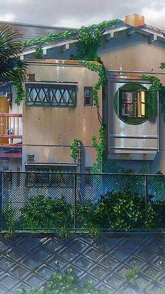 1440x2560 Wallpaper, Anime Wallpaper Live, Anime Scenery Wallpaper, Anime Backgrounds Wallpapers, Live Wallpapers, Animes Wallpapers, Image Japon, Anime Music Videos, Anime City