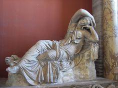Sleeping Ariadne http://upload.wikimedia.org/wikipedia/commons/8/85/Sleeping_Ariadne_2.jpg