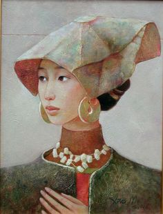 Xue Mo è nata in Mongolia nel 1966 e attualmente vive e lavora a Pechino. Si è laureata nel 1991 con una laurea in Belle Arti (pittura), e s...