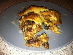 Delicious Mistakes: Paleo Cinnamon Buns turned Strudel? | FIGHT GONE GOOD