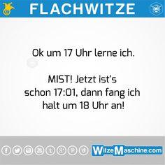 Flachwitze #132                                                                                                                                                                                 Mehr