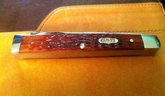 CASE XX SELECT RED BONE DOCTOR'S KNIFE
