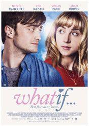 What If/Et (beaucoup) plus si affinités avec Daniel Radcliffe et Zoe Kazan En se rendant à une soirée organisée par son meilleur ami, Wallace ne se doute pas qu'une rencontre va bouleverser sa vie. Son attirance pour Chantry a tout du coup de foudre. Une complicité immédiate s'installe avec cette jeune femme pétillante et à l'humour ravageur.
