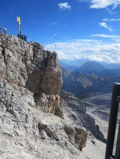 tripmii - Garmisch-Partenkirchen - Germany - Zugspitze top level