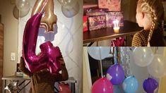 Prinzessinnen Party zum 4. Geburtstag - Bidilis-Welt Snacks Für Party, 4th Birthday, World, Drinking, School