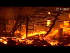 Monster fire ravages at least 50 homes in NYC - Rough Cuts