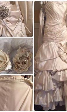 Pnina Tornai 5179NLNL 8: buy this dress for a fraction of the salon price on PreOwnedWeddingDresses.com