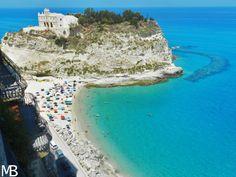 Scatti e Bagagli: Costa degli Dei, la Calabria che non ti aspetti! Spiaggia di Tropea