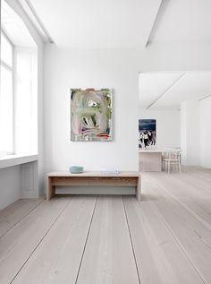A Tour of the Exquisite Dinesen Home in Copenhagen - Einrichtungsideen Pins Scandinavian Furniture, Scandinavian Design, Nordic Design, Bespoke Furniture, Modern Furniture, Furniture Ideas, Furniture Design, Decor Interior Design, Interior Decorating