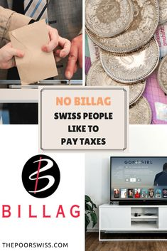 No Billag: Swiss People Like Taxes - The Poor Swiss Swiss People, People Like, Personal Finance, Frugal, Switzerland, Pay Taxes, Learning, Posts, Messages