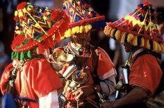 folklore marocain #gerrab