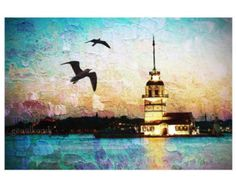 Taxi photography gray and yellow decor istanbul by gonulk