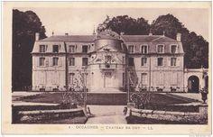 Frankreich - Occagnes (61) - Château de Guy