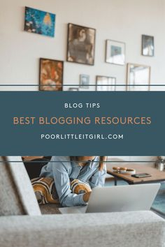 Best Blogging Resources | 8 Blogging Tools To Try | Poor Little It Girl in order to manage an online business, you need to be using the right tools and resources to run your business. That's why I'm sharing a roundup of the best blogging resources that I personally use so you too can set your website up for success! #poorlittleitgirl #bloggingresources #bloggingtips #startablog #howtoblog #bloglife