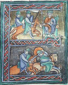 Bourges BM MS.03 Bible 1176-1200 France