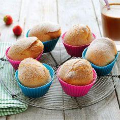 Bij een feestje horen muffins! Wij maken ze in de Airfryer. #Airfryer #recept #muffin