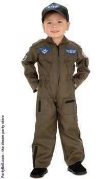 Air Force Pilot Child Costume  $22.39