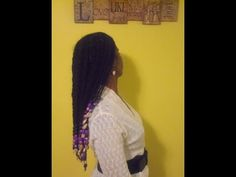 Natural Hair Brists: DIY Braids and Twists
