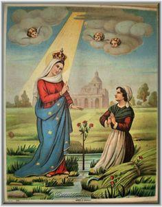 Vidas Santas: Nuestra Señora de Caravaggio