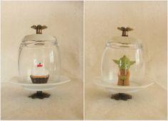 Dona das Coisinhas: DIY Coletivo de Natal: Redoma de vidro para deixar o Natal mais Coisinha