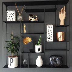 (112) FINN – Labyrint hylle fra Bruka design 80x80 Interior, Home, Decor Design, Office Interiors, House Styles, Cube Wall Shelf, Metal Shelves, Room Decor, Living Room Designs