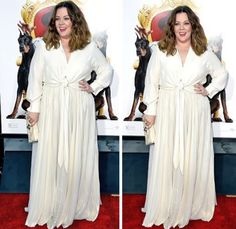 Melissa McCarthy 75 Pound Weight Wows The Boss Premiere: Low Carb Diet And HIIT