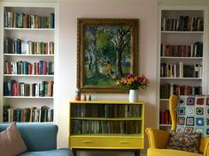 Cosy Home, Interior And Exterior, Interior Design, Welcome To My House, Quirky Decor, Living Spaces, Living Room, Bookshelves, Sweet Home