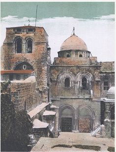 1890 Jerusalem, Taj Mahal, Building, Travel, Ideas, 14th Century, Graphic Art, Printmaking, Viajes
