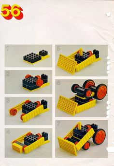 Books - Building Ideas Book [Lego 222]- no download available, but the pictures could help Mason create :)