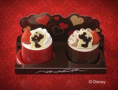 2月2日より、ディズニー・キャラクター・デザインのバレンタイン限定スイーツ1品を期間限定販売 株式会社銀座コージーコーナーのプレスリリース