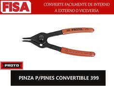 PINZA P/PINES CONVERTIBLE 399. Convierte facilmente de interno a externo o viceversa-  FERRETERIA INDUSTRIAL -FISA S.A.S Carrera 25 # 17 - 64 Teléfono: 201 05 55 www.fisa.com.co/ Twitter:@FISA_Colombia Facebook: Ferreteria Industrial FISA Colombia