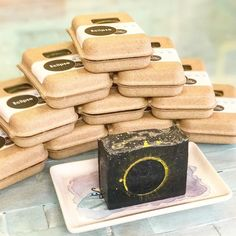 Open and ready for business! Eclipse Soap is ready to be taken home. $8 a bar discounts will not be applied due to the limited supply.