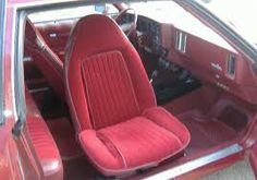 1974 monte carlo - Chevrolet Monte Carlo, Car Upholstery, Abandoned Cars, Bucket Seats, First Car, Car Painting, Car Car, Chevy Trucks, Custom Cars