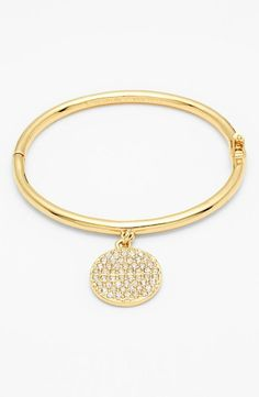 This Kate Spade bracelet is beautiful.