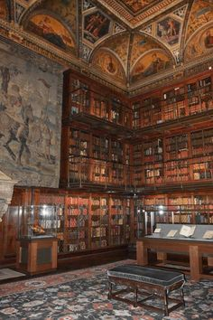 The Morgan Library and Museum, New York. From Libri antichi online.