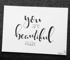 www.doralijn.jouwweb.nl You are beautiful today! Hij is weer terug. Dag 1 van de #dutchlettering challenge 😄 . . . #doralijn #letterart #lettering #modernlettering #handletteren #letters #handlettering #handlettered #handgeschreven #handdrawn #handwritten #creativelettering #creativewriting #creatief #typography #typografie #moderncalligraphy #handmadefont #handgemaakt #doodle #forsale #diy #illustrator #illustration #typespire #dailytype #quote #beautiful #today