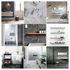 Moldboard : Our Bathroom Mood Boards