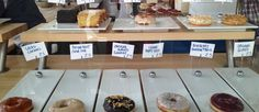 Blue Star Donuts - best donuts in Portland!!!