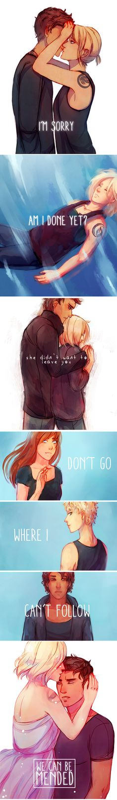 Allegiant spoilers by walkingnorth.deviantart.com on @deviantART