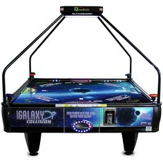 Retro Air Hockey Table Convenience Goods Air Hockey