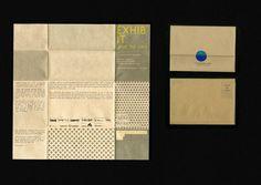 CATC Design School Exhibition Invitation 2012 by Lucrezia Tettoni, via Behance School Exhibition, Invitation Cards, Invitations, Graphic Design Print, Brochure Design, School Design, Booklet, Behance, Notes