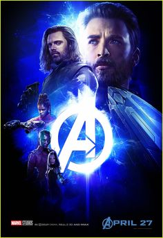 'Avengers: Infinity War' Character Posters Bring All the Superheroes Together!