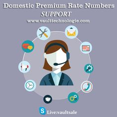 domestic premium rate numbers #Vaulttechnologies