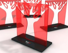 Design and production project for Bank Bic Golf tournament trophy´s