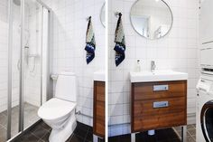 Stockholm Karlaplan bathroom compact living before missoni