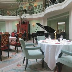 La Bauhinia - Paris 16 : Business lunch au Shangri-La Hotel sous la bénédiction de Monsieur Labbé